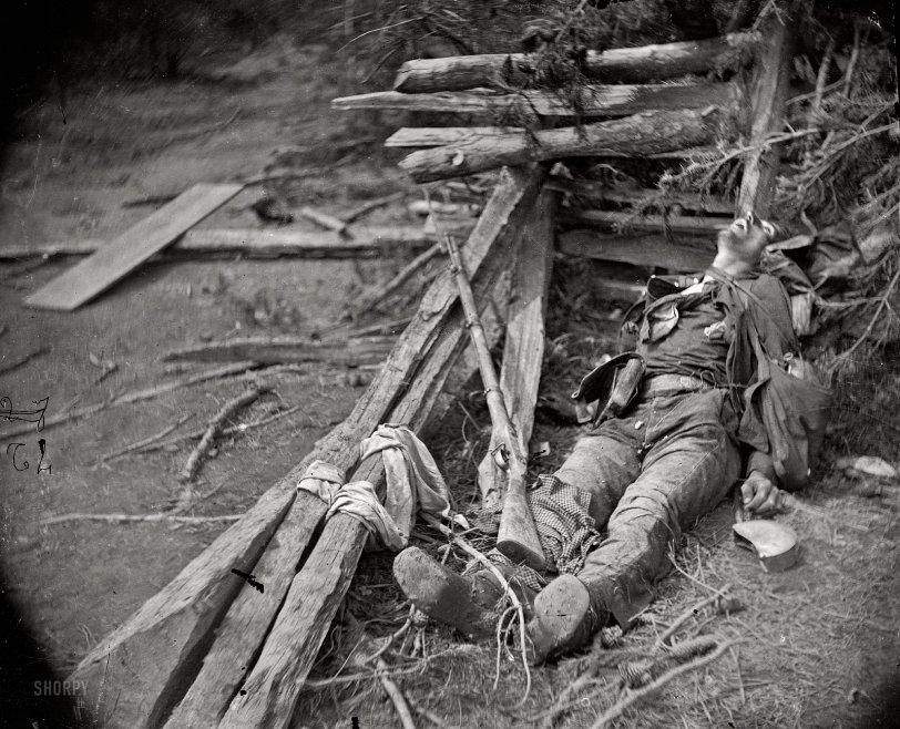 He Sleeps Where He Fell: 1864
