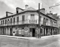 Bourbon and Coke: 1937