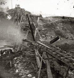 Bridge Out: 1864