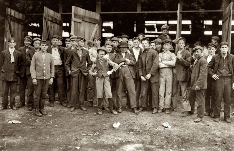 The Boys of Bridgeton: 1909