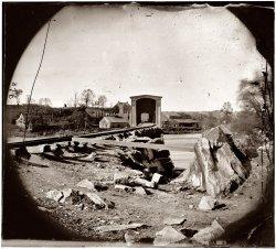 Belle Isle: 1865