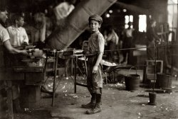 Carrying-In Boy: 1911
