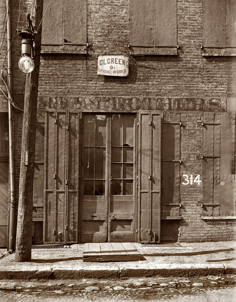 Yeatman Alley: 1908