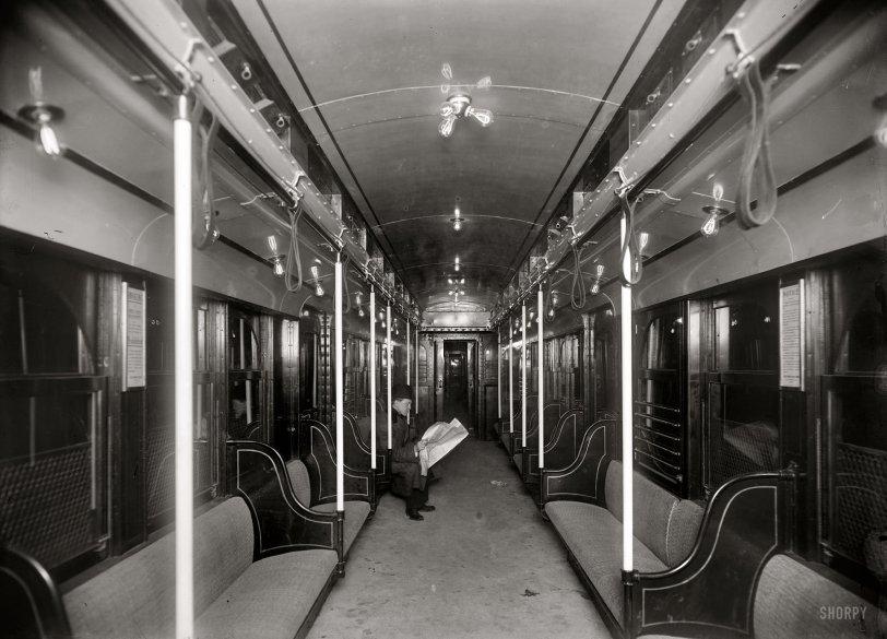 Submariner: 1908