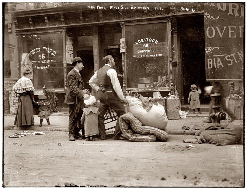 East Side Eviction: 1908