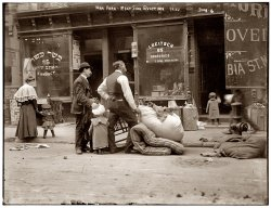 East Side Eviction: 1908