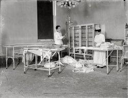 Lying-In Hospital: 1908