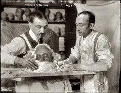 Death Mask: 1908
