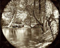 Peephole: 1864