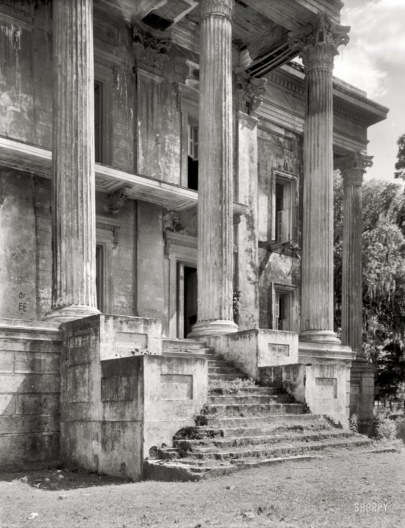 Belle Grove: 1938
