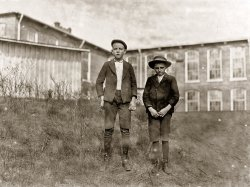 Tommy and Arthur: 1908