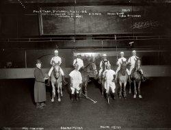 Polo Noir: 1908