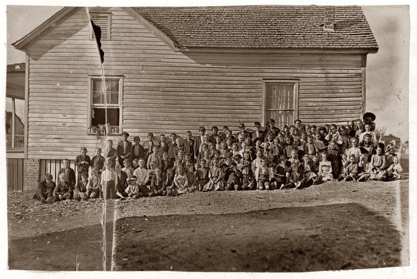 Mill Kids: 1908