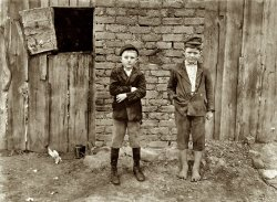 John and Floyd: 1908