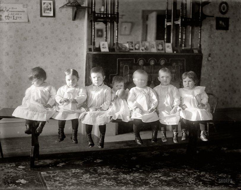 Abide in My Love: 1908