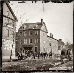 Marshall House II: 1860s