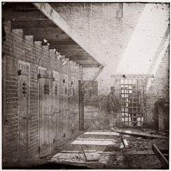 Slave Pen Cells: 1865