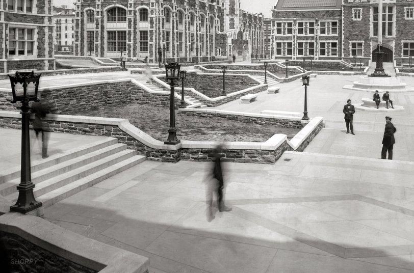 Campus Life: 1908