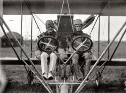 Fasten Your Seatbelts: 1912