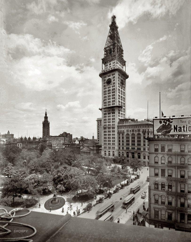 Metropolitan Life: 1908