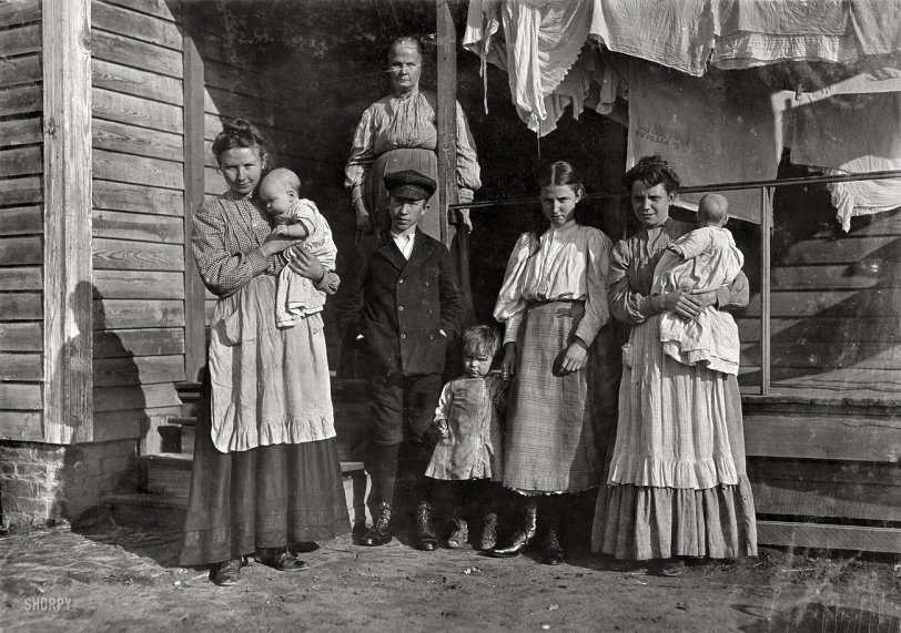 All in the Family: 1908