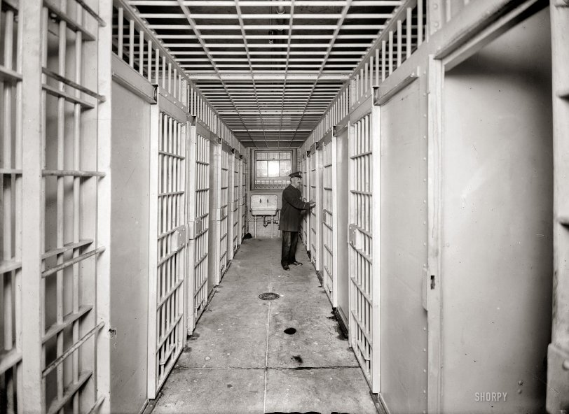 Tenderloin Lockup: 1908