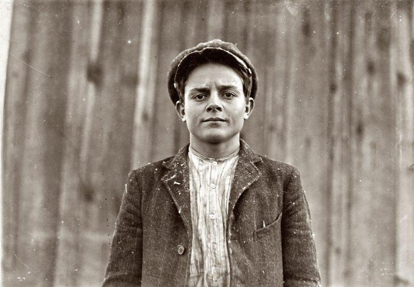 Mill Winder: 1908