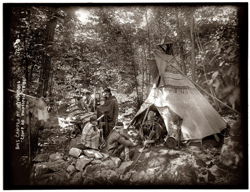 Nature Boys: 1908