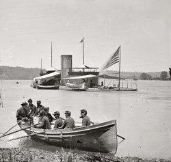 U.S.S. Onondaga: 1864