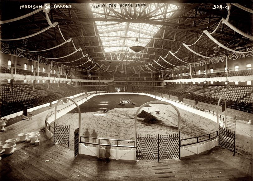Madison Square Garden: 1908