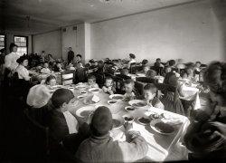 School Lunch: 1908