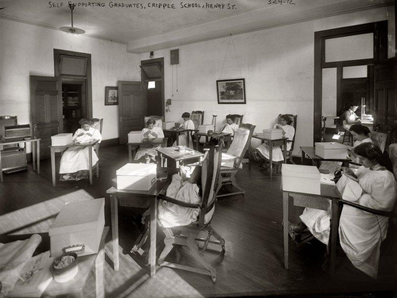 The Graduates: 1908