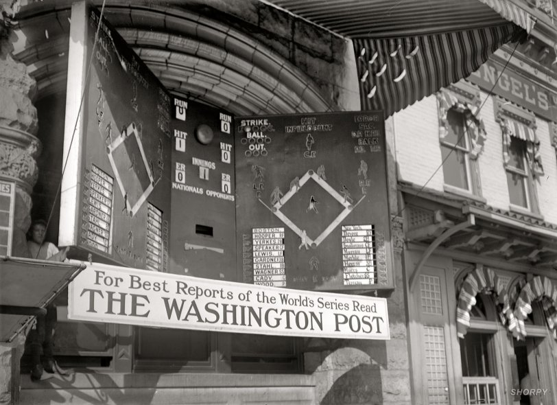 Red Sox-Giants: 1912