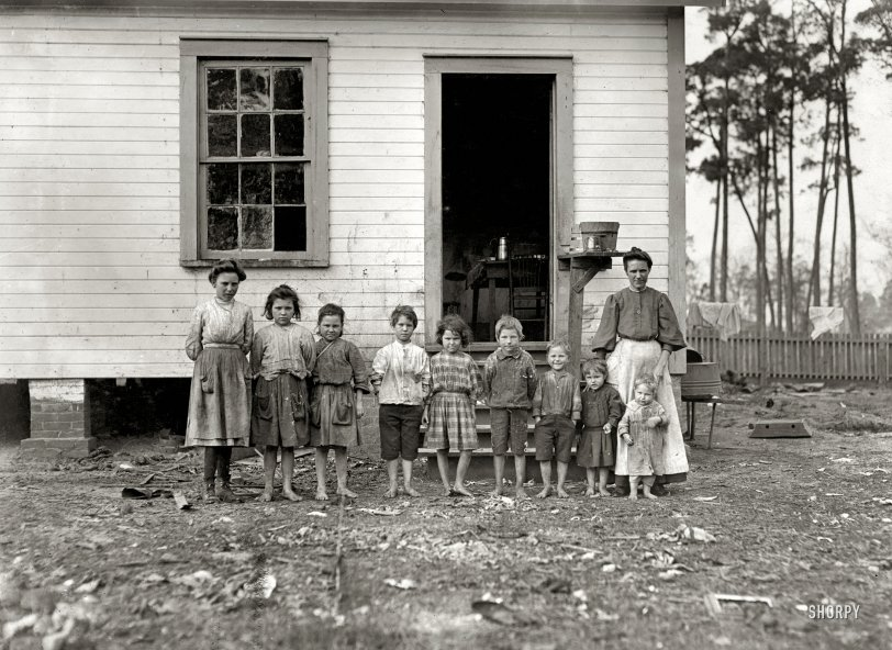 The Youngs: 1909