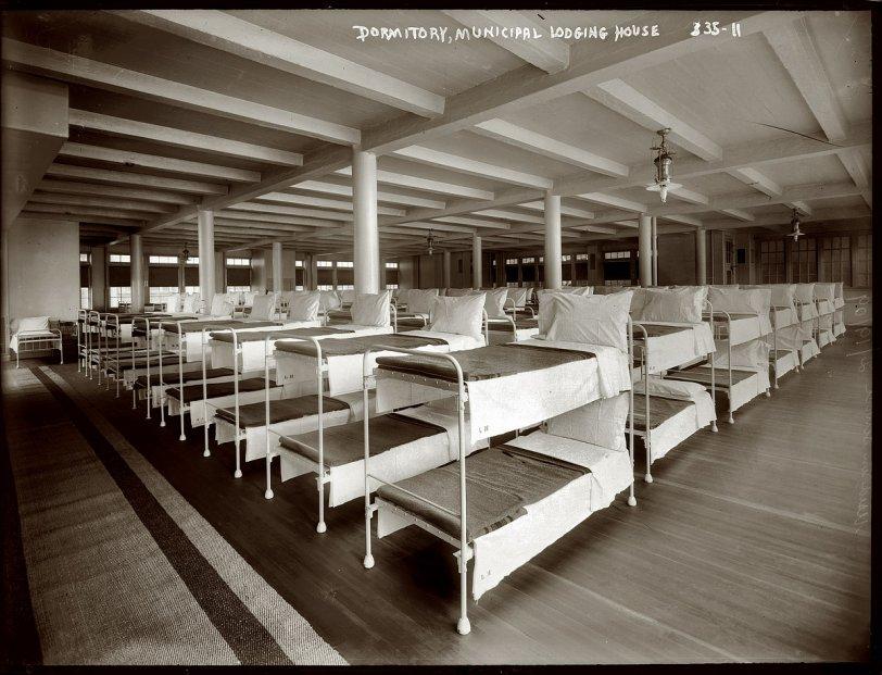 Dormitory: 1909