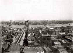 Brooklyn Bridge: 1909
