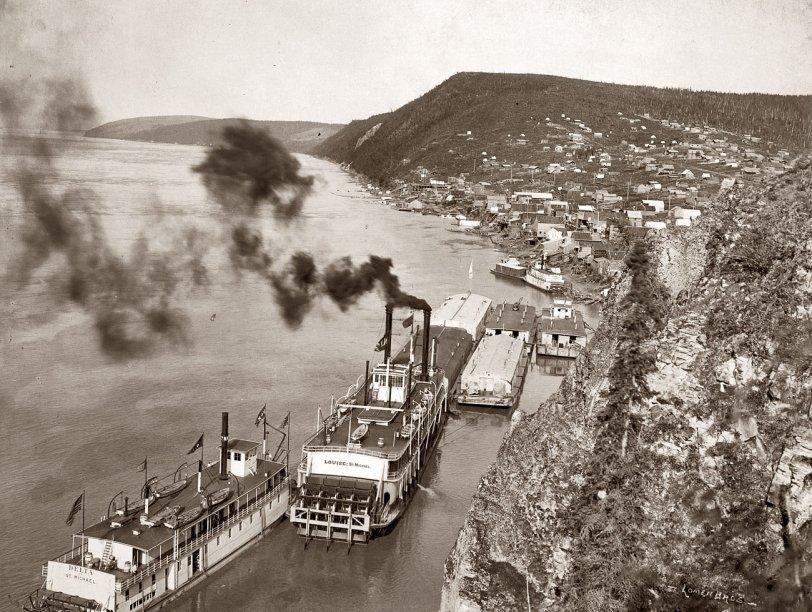 Ruby, Alaska: 1915