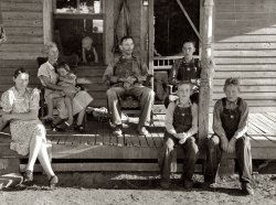 Family Gathering: 1938