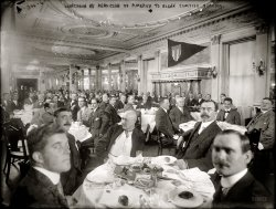 Power Lunch: 1909