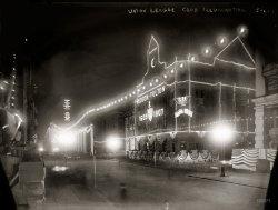 Celebration Illumination: 1909