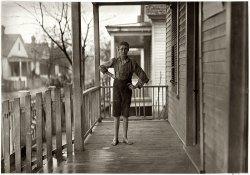 Charlie Lambert: 1909