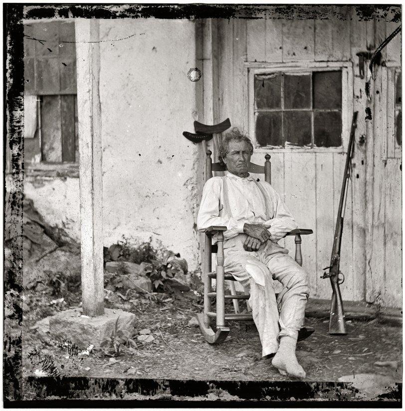 Old Hero of Gettysburg: 1863
