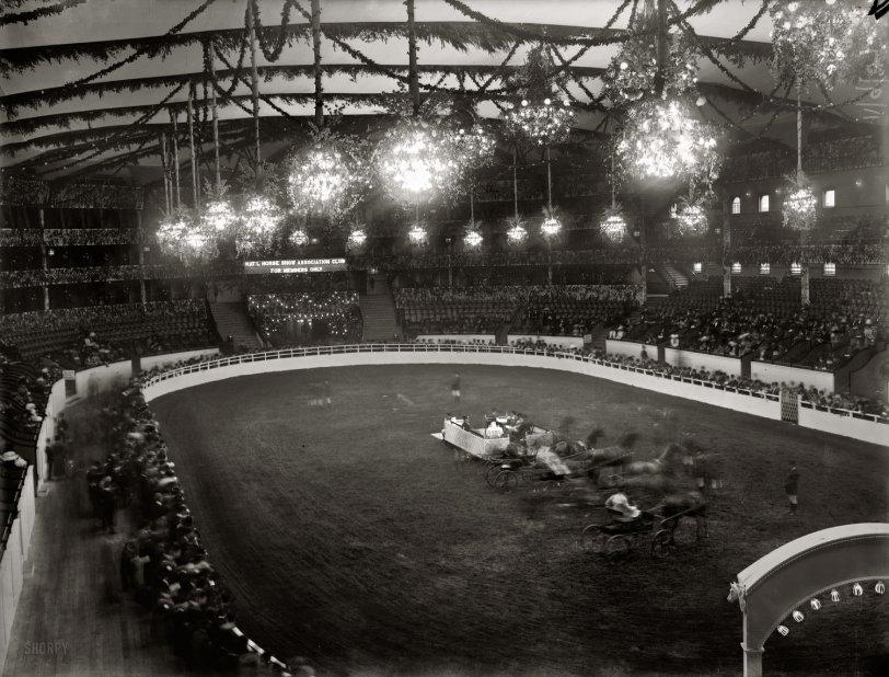 Horse Show: 1909