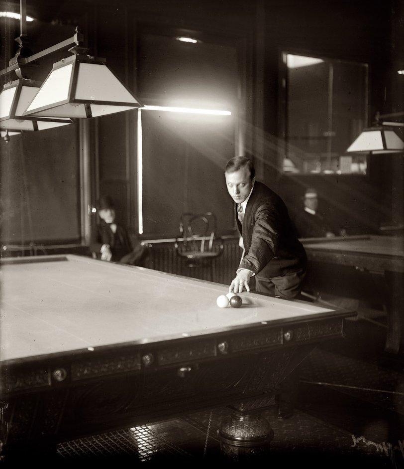 A Shot in the Dark: 1909