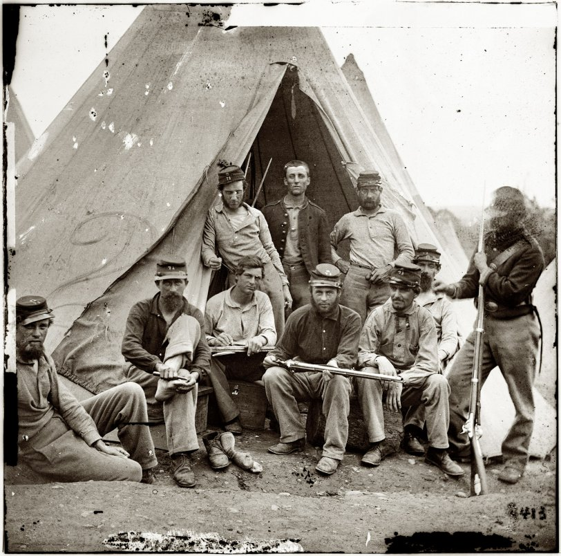 New York Volunteers: 1861