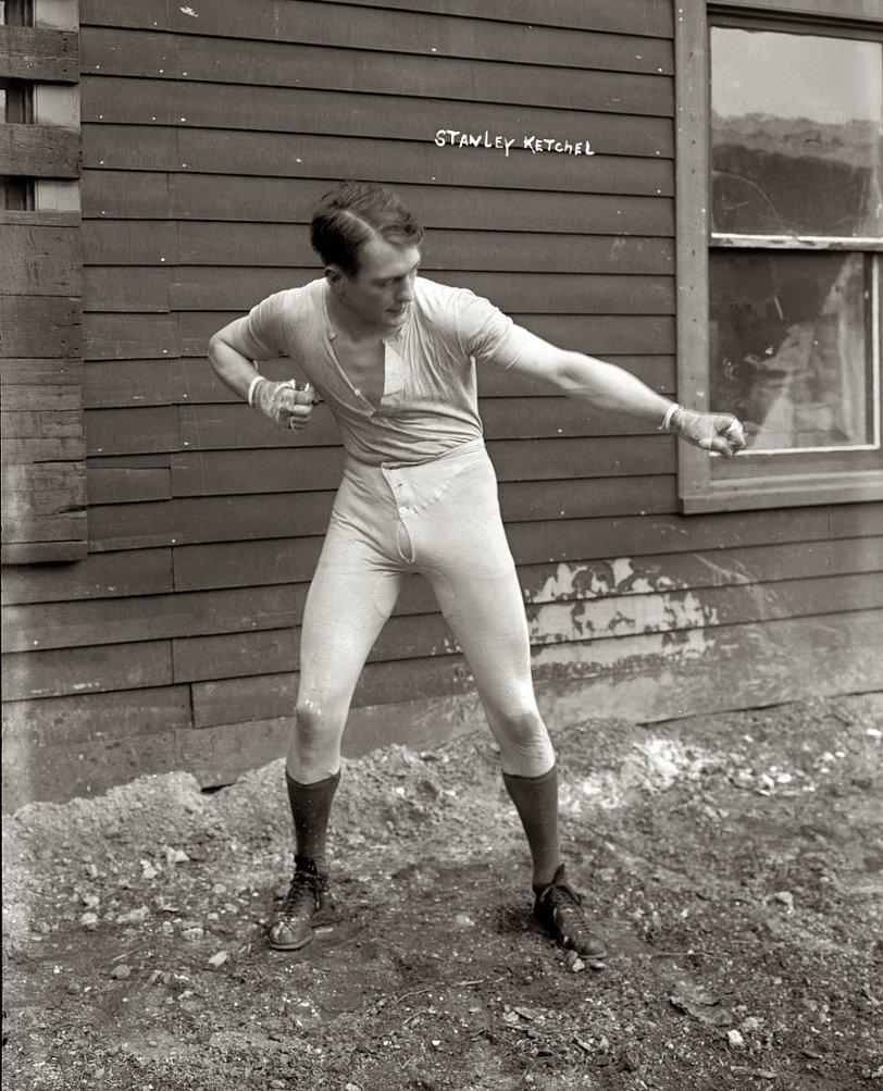 Stanley Ketchel: 1910