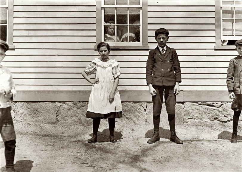 Edward and Delia: 1909