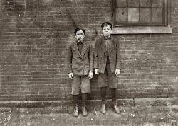 Zeke and Philip: 1909
