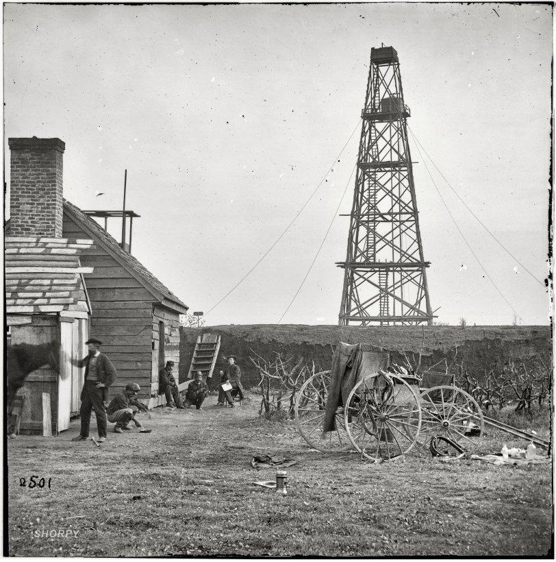 Cobb's Hill: 1864