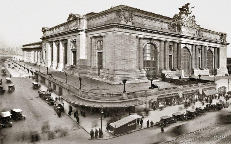 Grand Central Terminal: 1913